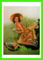 PIN-UPS, FEMMES - ED RUNCI, A REAL STINGER, 1957 - BENEDIKT TASCHEN, COLOGNE, AL. - - Pin-Ups