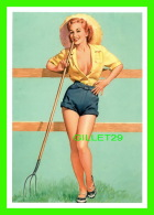 PIN-UPS, FEMMES - PEARL FRUSH, THAT AIN'T HAY, CIRCA, 1952 - BENEDIKT TASCHEN, COLOGNE, AL. - Pin-Ups