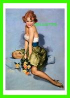 PIN-UPS, FEMMES - AL BUELL, TOP DATE, 1961 - BROWN & BIGELOW INC - BENEDIKT TASCHEN, COLOGNE, AL. - Pin-Ups
