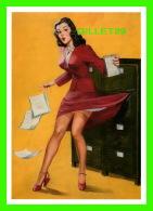 PIN-UPS, FEMMES - AL BUELL, REPAINT OF OUTSIDE CHANCE, CIRCA, 1948  - BENEDIKT TASCHEN, COLOGNE, AL. - Pin-Ups
