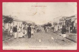 CPA Algérie - Aïn Témouchent - Oran - Le Boulevard National Vu Du Sud - Oran