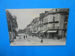 72)  01 - Le Mans - N°107 - Boulevard De La Gare  - EDIT - ELD - Le Mans