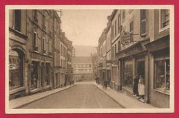 CPA Longwy Bas - Rue Du Général Pershing - Longwy