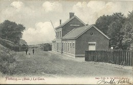Flobecq Bois-La Gare - Flobecq - Vloesberg