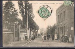 MEURCHIN . La Poste Et Les Bureaux Des Mines . - France
