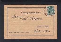Czechoslovakia PC Sport-Club Maehrisch Ostrau - Czechoslovakia
