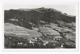 Cpsm  Bon Etat  9x14cm   Habère-lullin , Vue Et Montagne De Miribel , Carte Rare - France