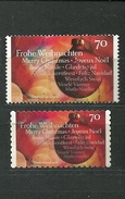 ALEMANIA 2016 - Frohe Weihnachten - MI 3269/70 - Used Stamps
