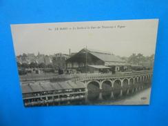 72)  01 - Le Mans - La Sarthe Et La Gare Des Tramways à Vapeur - Lavoir - N°80 - EDIT - ELD - Le Mans