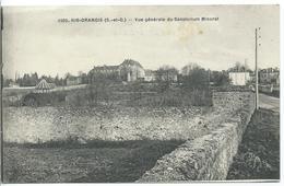 RIS-ORANGIS - Vue Générale Du Sanatorium Minoret - Ris Orangis