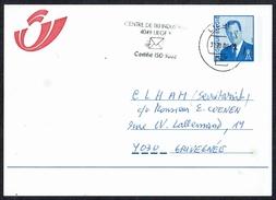 Changement D'adresse N° 32  1 F - Circulé - Circulated - Gelaufen - 2000. - Avis Changement Adresse
