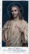 IMAGE RELIGIEUSE ANCIENNE   BOUASSE LEBEL  PARIS - Devotion Images