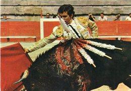 CORRIDA DE TOROS - Après Les Banderilles Passe De Muleta De Richard Milian - Corrida