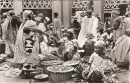 CP Afrique Noire Scène De Marché - Africa