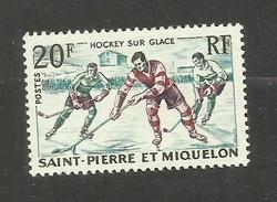 St -Pierre Et Miquelon N°360 Neuf** Cote 4 Euros - St.Pedro Y Miquelon