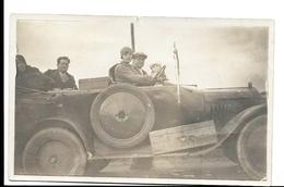 Photo D'une Voiture Ancienne - 7X11cm - Coches