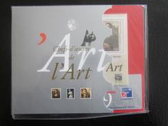 Philexfrance 99   Chefs-d'oeuvre De L'Art Yvert -Tellier 23 BF Cote 67€ Date Vente 26-03-1999 Graveur Jumelet,Taill - Blocs & Feuillets