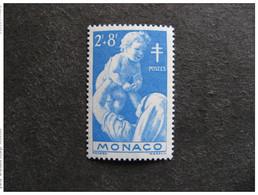 Monaco:  TB N° 293 , Neuf XX .