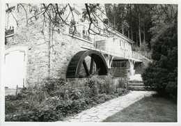 """FERRIÈRES (Liège) - Molen/moulin à Eau; """"Moulin De Burnontige"""" (vers 1980); Photo Véritable 9x13 Cm - Plaatsen"""