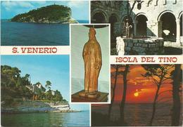 T2450 Porto Venere Portovenere (La Spezia) - San Venerio - Isola Del Tino - Panorama Multipla / Non Viaggiata - Italie