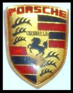 Pin´s LOGO PORCSHE STUTTGART- Voiture Auto - Porsche