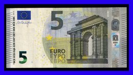 "5 EURO ""SA"" ITALY SIGNATURA DRAGHI  S006 J6 LAST POSITION CIRCULATE!!!!!!!!!!! - EURO"