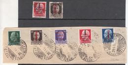 RSI - Lotticino Usati - 1944-45 République Sociale