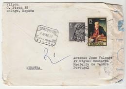 Cover * 1977 * Malaga * Registered - 1931-Aujourd'hui: II. République - ....Juan Carlos I