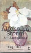 ANTOLOGIA POETICA LIBRO AUTOR ALFONSINA STORNI CENTRO EDITOR DE AMERICA LATINA SELECCION POR EL - Poesía