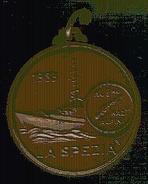 58° ADUNATA NAZIONALE ALPINI - LA SPEZIA 18-19 MAGGIO 1985 - Medaglia - Italia