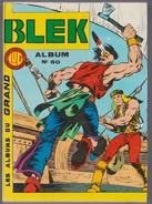 LUG BLEK Album Relié N° 60 Contient N° 421 à 423 - Blek
