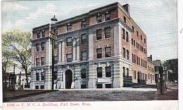 Massachusetts Fall River Y M C A Building