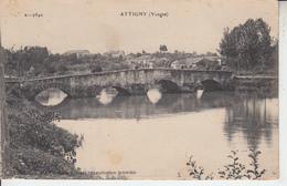 ATTIGNY ( Vosges ) Pont - Frankreich
