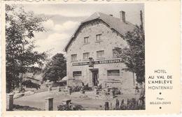 Montenau - Amel