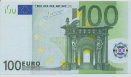 ITALY  100 Euro Trichet J028E5 UNC - EURO