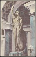 POS-261 CUBA POSTCARD. CIRCA 1950. HAVANA HABANA. MONUMENTO A LA REPUBLICA EN EL CAPITOLIO NACIONAL. CAPITOL REPUBLIC. - Cuba