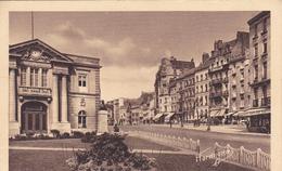 Boulogne Sur Mer Chambre De Commerce, Quai Gambetta Et La Rue De Boston - Boulogne Sur Mer