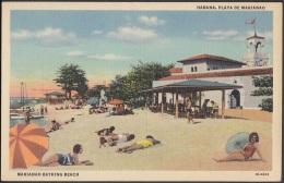 POS-293 CUBA POSTCARD. CIRCA 1950. HABANA HAVANA MARIANAO BEACH. - Cuba