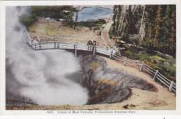 Wyoming Crater Of Mud Yellowstone National Park - Yellowstone