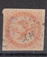 #115# COLONIES GENERALES N° 5 Oblitéré Losange CCH (Cochinchine)