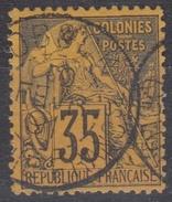 #115# COLONIES GENERALES N° 56 Oblitéré Obock