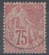 #115# COLONIES GENERALES N° 58 Oblitéré Saint-Pierre-et-Miquelon