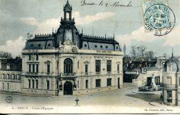 N°31952 -cpa Dreux -caisse D'épargne- - Banques