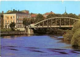EESTI  ESTONIA  TARTU  Sild üle Emajöe  URSS CCCP Nice Stamps - Estonia