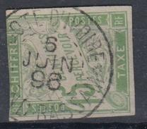 #115# COLONIES GENERALES TAXE N° 20 Oblitéré Grand-Bassam (Cote D'Ivoire)