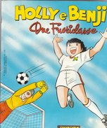 HOLLY E BENNJI -Album Figurine -Ediz Junior 1990 (231009) - Figurines