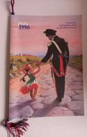 1996 - CALENDARIO Dei CARABINIERI (130214) - Calendari