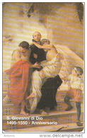 VATICAN - S.Giovanni Di Dio(28), Tirage 23900, Exp.date 01/01/99, Mint