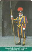 VATICAN - Guardia Svizzera 2(23), Tirage 14900, Exp.date 01/11/98, Mint