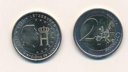 Luxemburg 2004 - Offizielle, Original 2 Euro Gedenkmünze - Großherzog Henri - Luxembourg